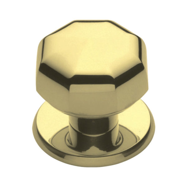 "Single ""A"" fixed knob"