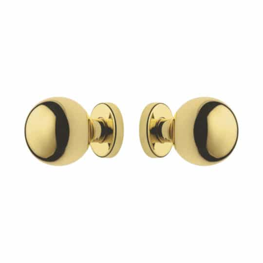 "Set type ""B"" knobs revolving with rose Gaia"